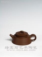 【李占平作品】鱼罩壶