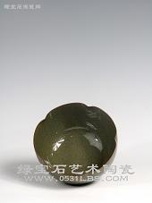 【龙泉青瓷叶小伟】梅花碗