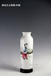 【喻明福作品】150件童趣瓶