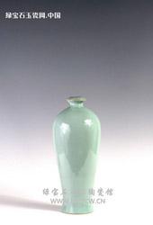 【朱文立作品】梅瓶