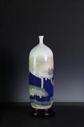 【严维明作品】150件泽国喇叭口瓶